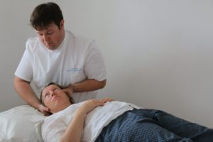 Cambridge Osteopath Ian Lewis
