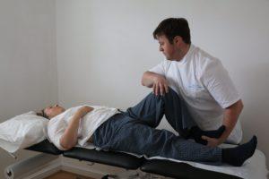 Cambridge Osteopath Ian Lewis
